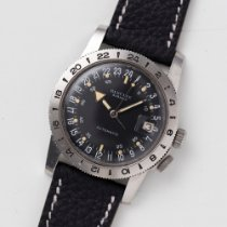 Glycine Steel 36mm Automatic Airman pre-owned