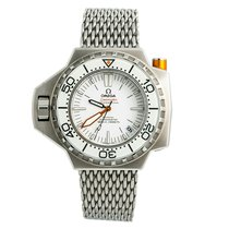 Omega Seamaster PloProf Steel 48mm White No numerals United States of America, New York, New York