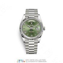 Rolex Oro blanco 40mm Automático 228239-0033 nuevo