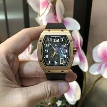 Richard Mille Rose gold 38.7mm Automatic RM67-01 pre-owned Indonesia, Jakarta Selatan