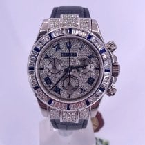 Rolex Daytona White gold 40mm White Roman numerals