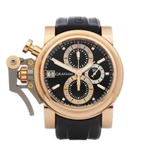 Graham Rose gold 47mm Automatic 2OVCF.B08A.C83T pre-owned United Kingdom, Bishop's Stortford