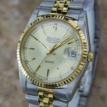 Bulova Gold/Steel 36mm Quartz pre-owned United States of America, California, Beverly Hills