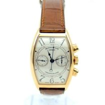 Franck Muller pre-owned Automatic 35mm White
