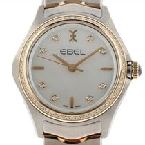 Ebel Wave new Automatic Watch with original box and original papers 1216198