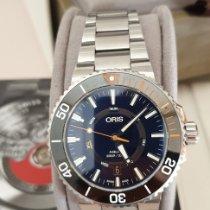 Oris Staghorn Restoration Limited Edition Steel 42mm Blue