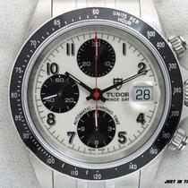 Tudor Prince Date Steel 40mm Silver No numerals