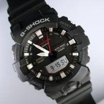Casio usados Cuarzo 48.6mm Negro Cristal mineral 20 ATM