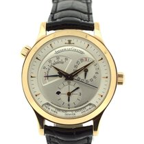 Jaeger-LeCoultre Master Geographic Ouro rosa 38mm