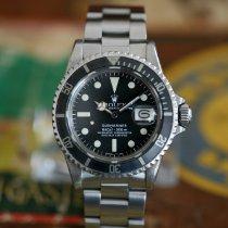 Rolex 1680 Acero 1976 Submariner Date 40mm usados