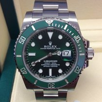 Rolex Submariner Date 116610LV Unworn Steel 40mm Automatic United Kingdom, Wilmslow