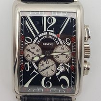 Franck Muller Long Island White gold 33mm Black Arabic numerals United States of America, California, Rancho Santa Fe