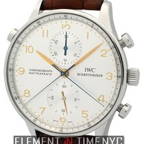 IWC Portuguese Collection Split Second Chronograph Stainless...