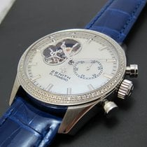 Zenith El Primero Chronomaster Lady Steel 38mm Mother of pearl