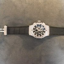 Hublot Big Bang Aero Bang Steel 44mm Black No numerals Australia, miranda