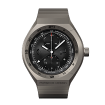 Porsche Design MONOBLOC Actuator GMT-Chronotimer All Titanium