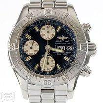 Breitling Uhr Chrono Superocean Automatik Ref. A13340