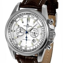 Jacques Lemans 1-1117BN Liverpool Chronograph Herren 44mm 20ATM