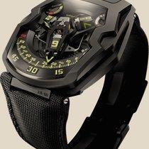 """Urwerk 200 COLLECTION UR-210 Y """"Black Hawk"""""""