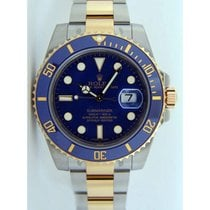 Rolex Submariner Steel and 18K Yellow Gold  with PAPER and BOX