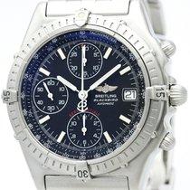 ブライトリング (Breitling) Chronomat Blackbird Automatic Mens Watch...