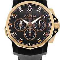 Corum Rose gold 44mm Automatic 694550371CG12 new