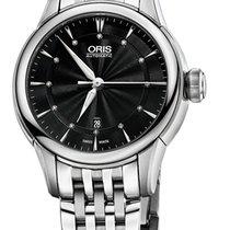 Oris Artelier Date Steel 31mm Black
