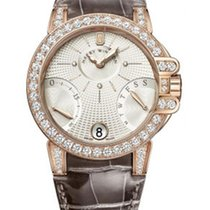 Harry Winston Ocean New Rose gold 36mm Automatic