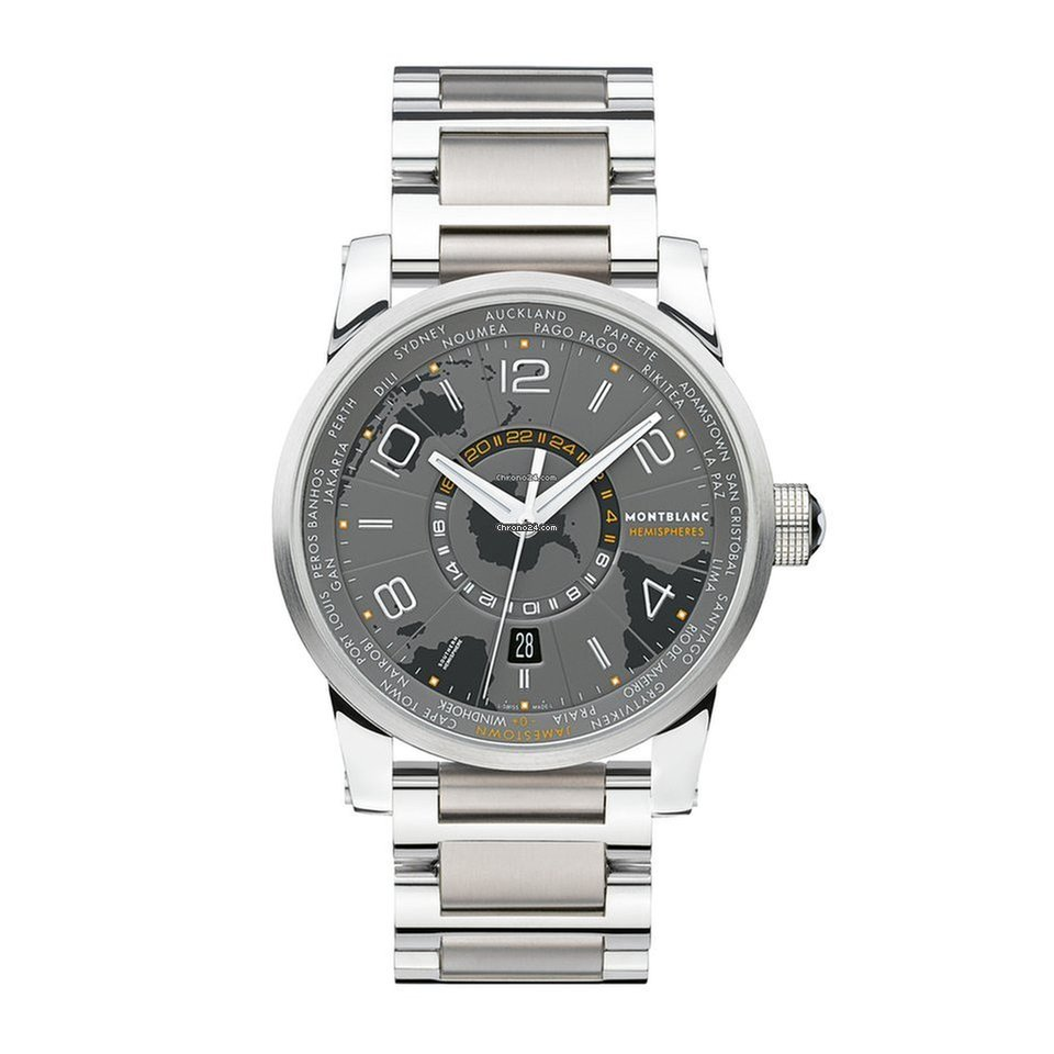 Montblanc Timewalker 108956 new