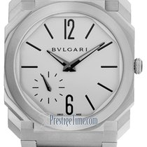 Bulgari Steel Octo 40mm new United States of America, New York, Airmont