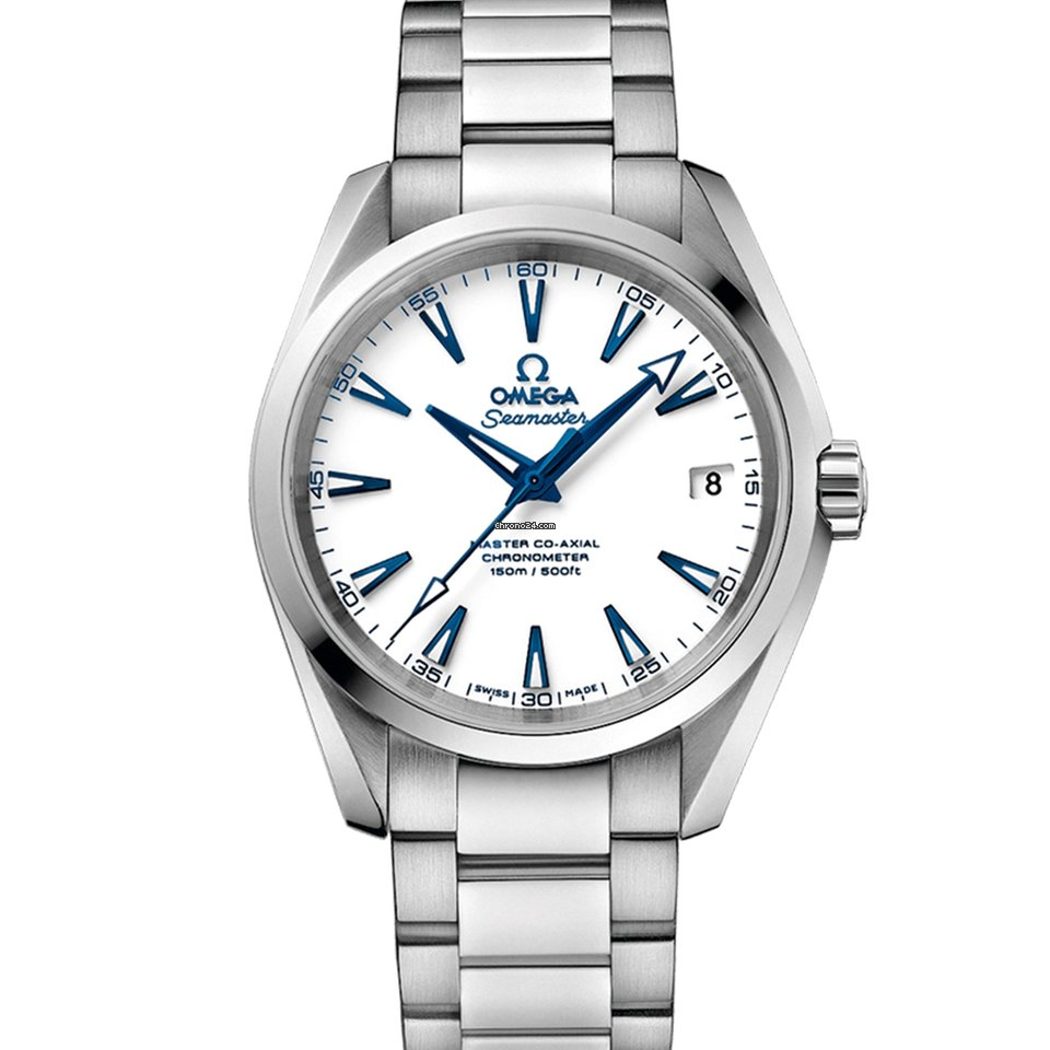9b471e1215f8b Omega Seamaster Aqua Terra - all prices for Omega Seamaster Aqua Terra  watches on Chrono24