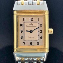 Jaeger-LeCoultre Reverso Lady, Gold/Steel, Manual Winding - MINT