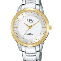 Pulsar Steel 29mm Quartz PY5040X1 new
