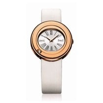 Piaget Possession Rose gold 29mm Silver Roman numerals United States of America, New York, New York