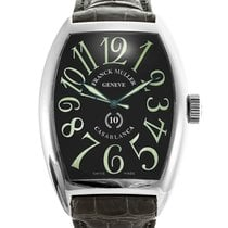 Franck Muller Casablanca pre-owned 38mm Steel