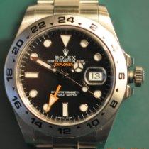 Rolex Explorer II gebraucht 42mm Stahl