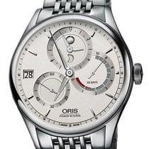 Oris Artelier Calibre 112 Steel 43mm Silver