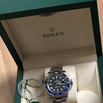 Rolex 116710BLNR Stahl GMT-Master II 40mm
