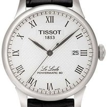 Tissot 39mm Automatic new Le Locle Silver