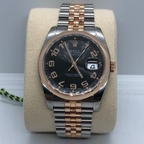 Rolex Datejust Gold/Steel 36mm UAE, Abu Dhabi