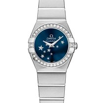Omega Constellation Quartz 123.15.24.60.03.001 2020 nouveau