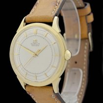 Gübelin Yellow gold 35mm Automatic NR.5 VON 10 pre-owned