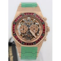 Audemars Piguet Royal Oak Tourbillon Rose gold United States of America, New York, New York