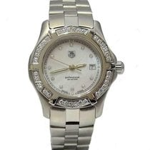 TAG Heuer 2000 Steel 29mm Mother of pearl United States of America, North Carolina, Charlotte