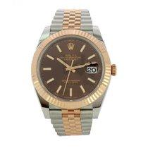Rolex Datejust II новые Автоподзавод Часы с оригинальными документами и коробкой 41 126331