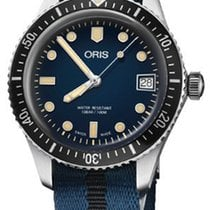 Oris Divers Sixty Five 01 733 7747 4055-07 5 17 28 2019 new