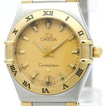 Omega Constellation Quartz 1372.10 pre-owned