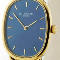 Patek Philippe Golden Ellipse Yellow gold 28mm Blue United States of America, Florida, 33431
