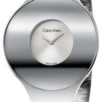 ck Calvin Klein Steel 21mm Quartz new
