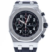Audemars Piguet Steel 42mm Automatic 26470ST.OO.A101CR.01 pre-owned